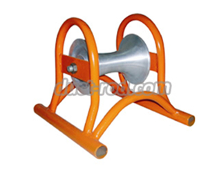 Aluminum Straight Line Cable Roller