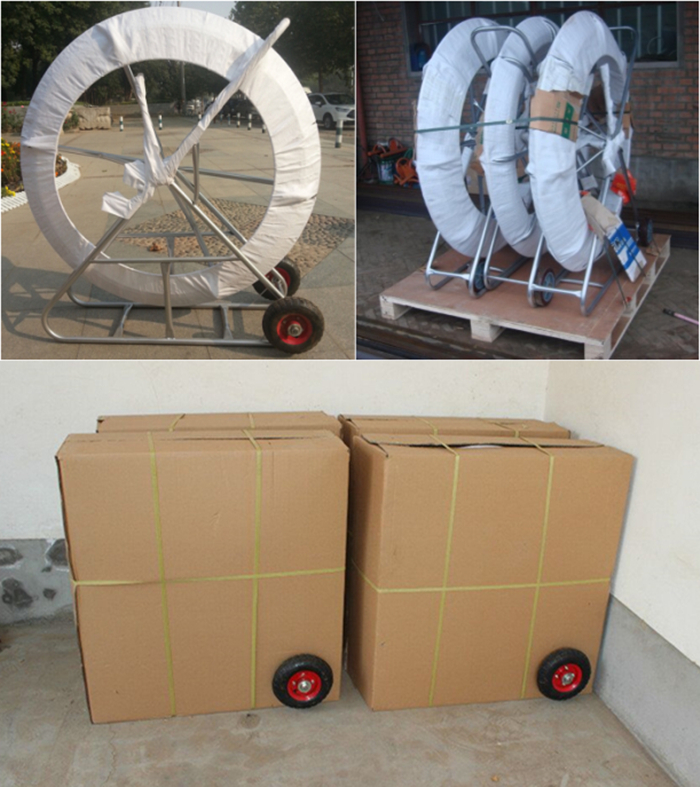 Fiberglass Duct Rodding